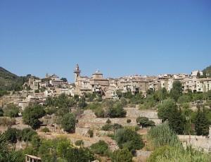 Das Dorf Deija