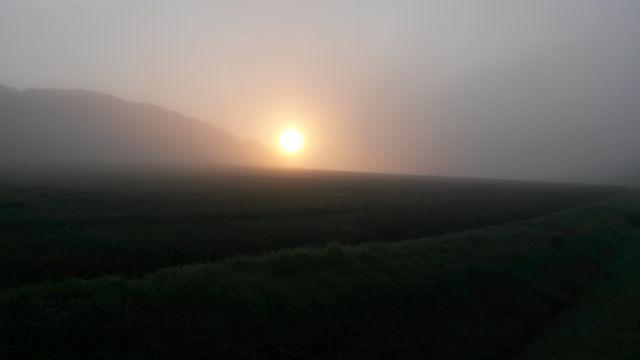 Morgens um 0700