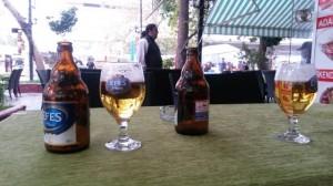 Bier saufen