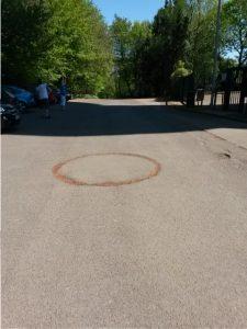 manche Moppedfahrer haben RICHTIG Geld für Reifen