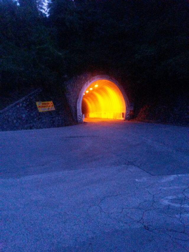 Frühaufsteher Tunnelblick