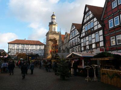 Marktplatz Rinteln
