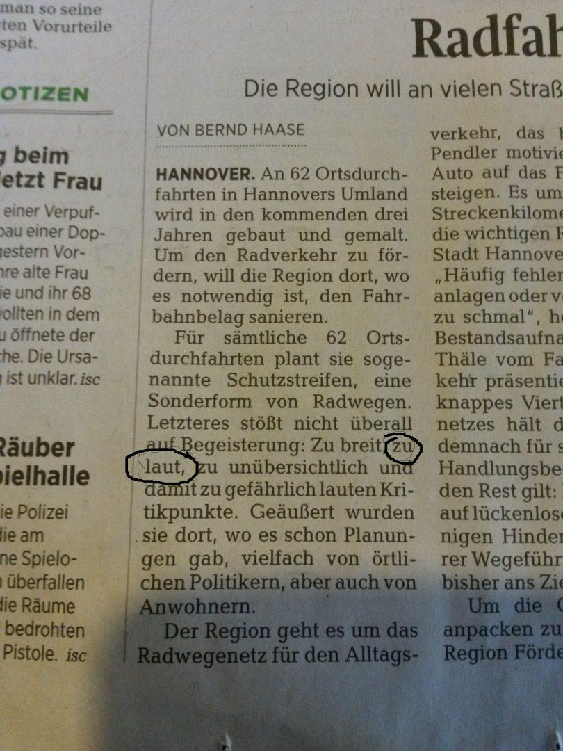 Schaumburger Zeitung,
