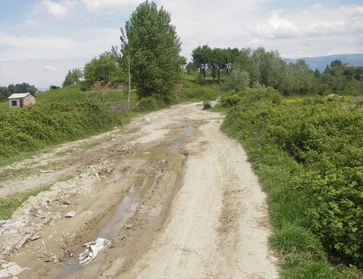 2008 Albanien ist kein Fahrradland