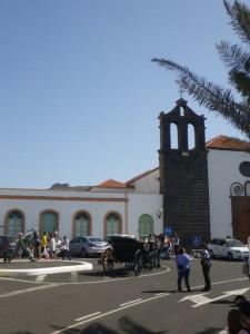 Teguise, Parroquia San Miguel