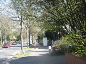 Hinzu kommt, daß auch auf dieser Seite der Radweg und/oder Fußweg aufgrund enger Verhältnisse...