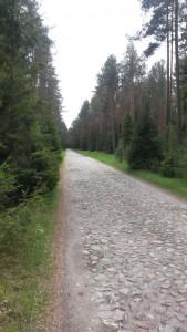 Scheiße, 9km